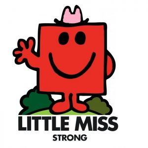 little miss strong